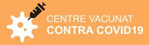 Centre vacunat contra COVID-19. Residància i centre de día Mare Nostrum, el Masnou ( Barcelona )